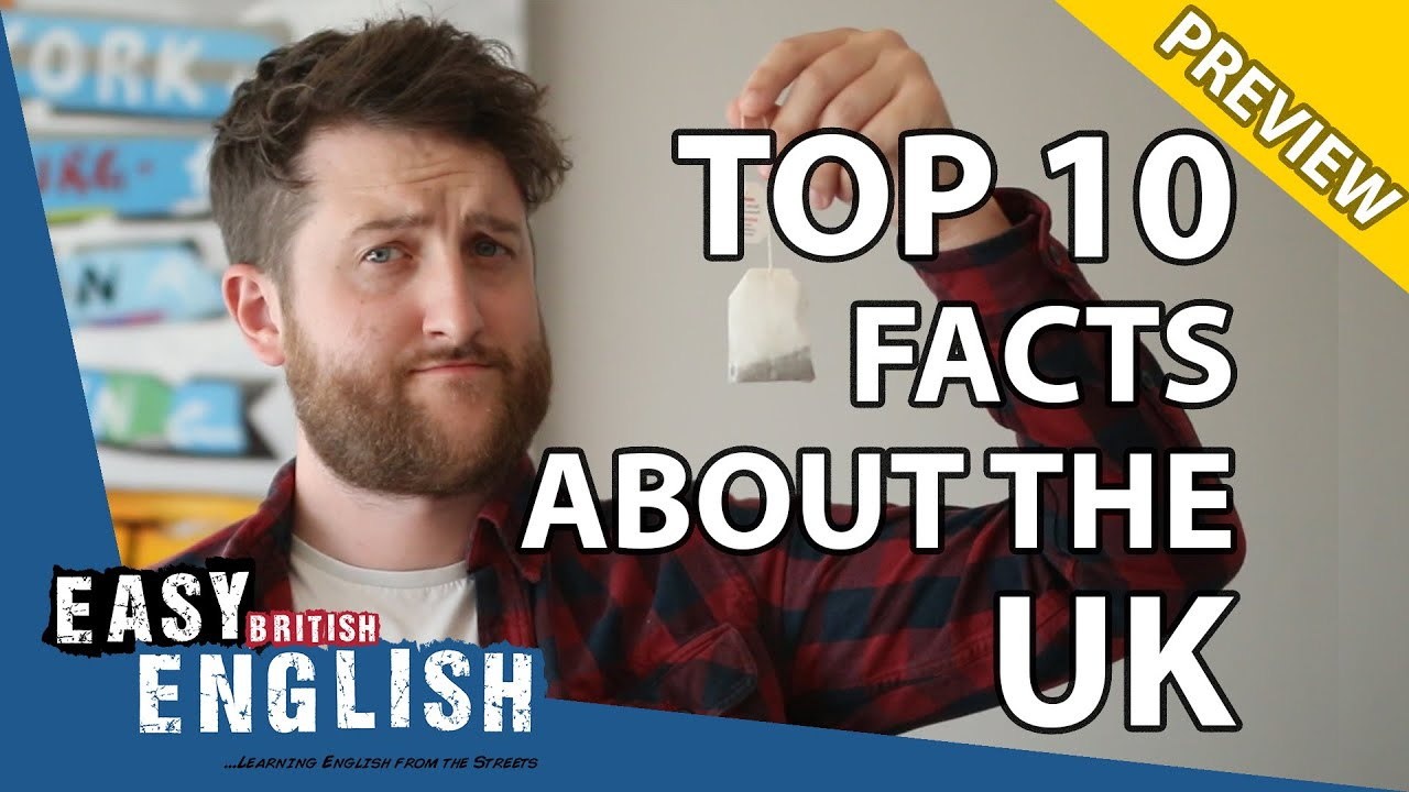 Top 10 Facts About the UK (PREVIEW) | Easy English 47