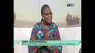 Oby Ezekwesili: Why Nigerians should Get Rid Of Buhari, Atiku in 2019 | Your View October 31st 2018