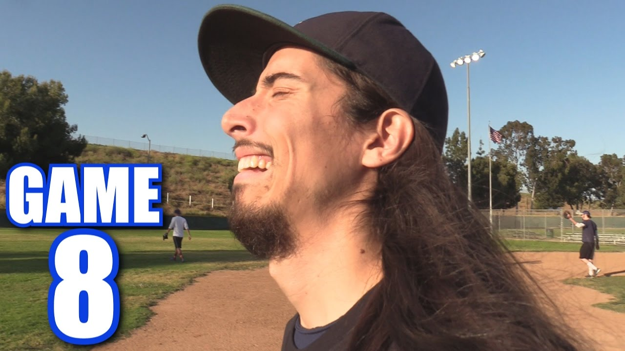 ADOLESCENT ANDY IS BACK! | On-Season Softball League | Game 8