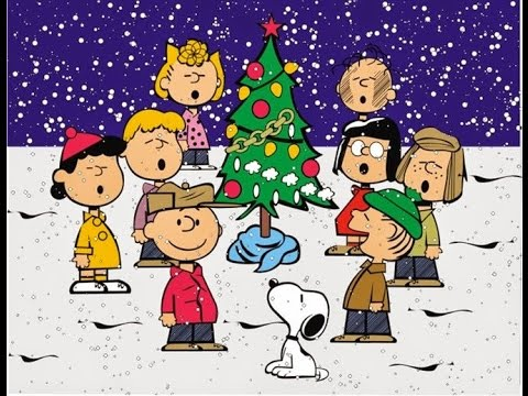 Christmas Movies - It's Christmastime Again, Charlie Brown 1992 Full Length