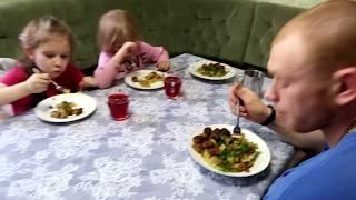 Многодетная семья с Крайнего севера Влог
