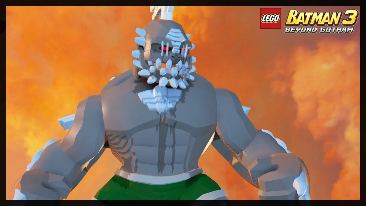 LEGO BATMAN 3 DOOMSDAY FREE ROAM GAMEPLAY YouTube