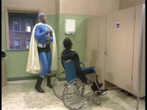The Adventures of Handi Man Part 1 - Handi Man: The Justice Legion of America