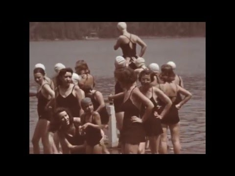 Camp Schroon Lake 1946 1947