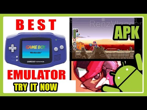 🎮 🔥 How To Download GameBoy Advance GBA Emulators Apk On Android