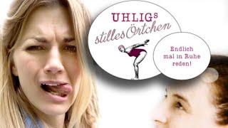 Uhligs stilles Örtchen mit Nina Bott? – Endlich mal in Ruhe reden!
