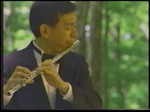 Benda: Sonate F-dur  (Kazumi Sato)