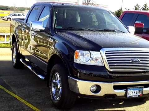 Ford Of Hibbing >> 2008 Ford F150 5.4L Triton - YouTube