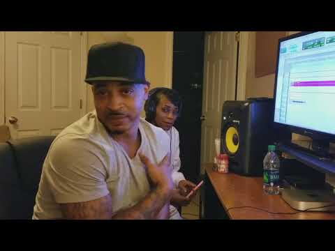 Creating Music With Atlanta's #1 Songwriter Kito Dickson