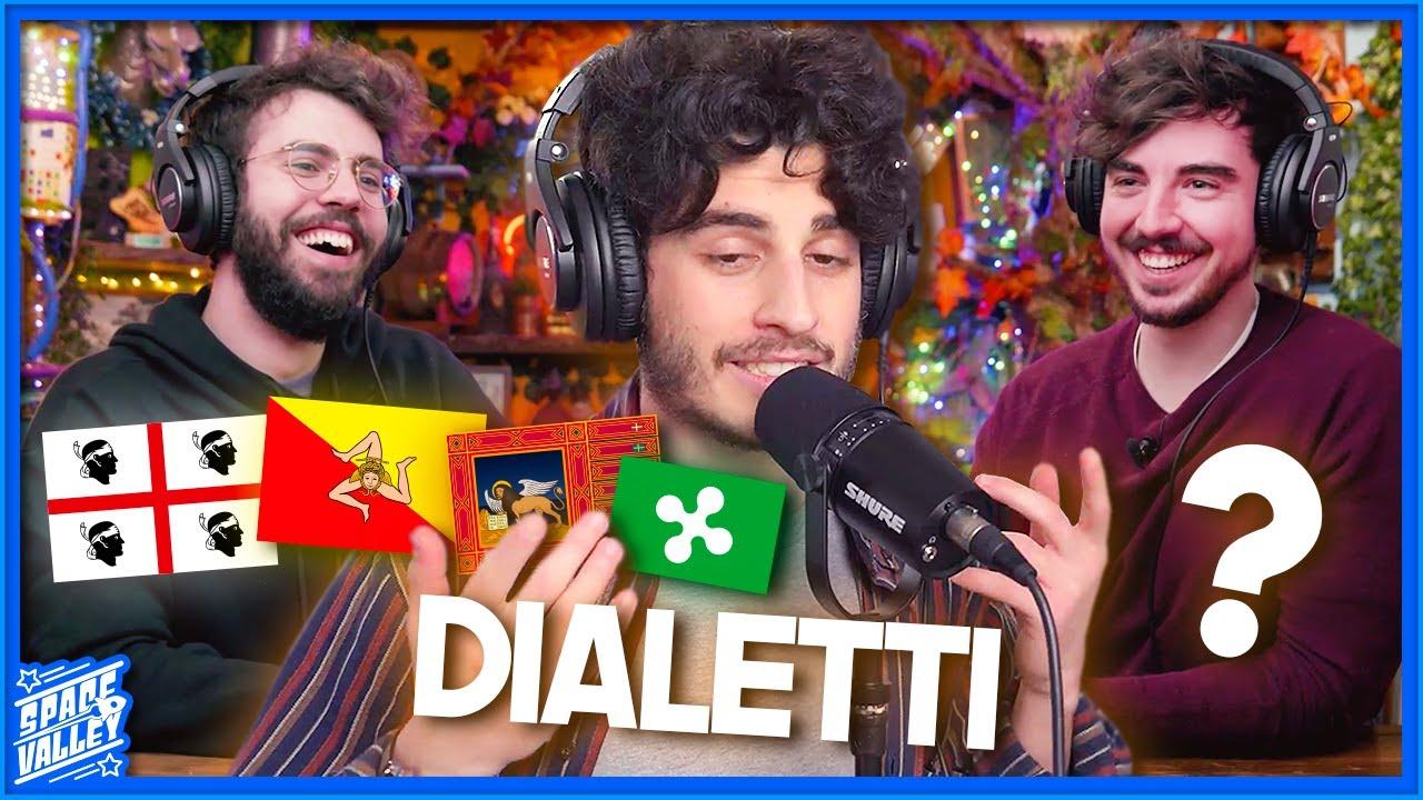 RICONOSCI il DIALETTO regionale! - [ft. Nicolas]