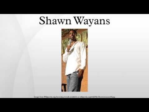 Shawn Wayans