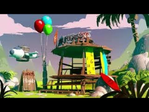 Donkey Kong Country 2 - Funky the Main Monkey [Restored] NEW 2021 MIX