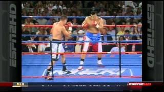 ESPN2 Boxing Jason Barnett vs Moises Droz