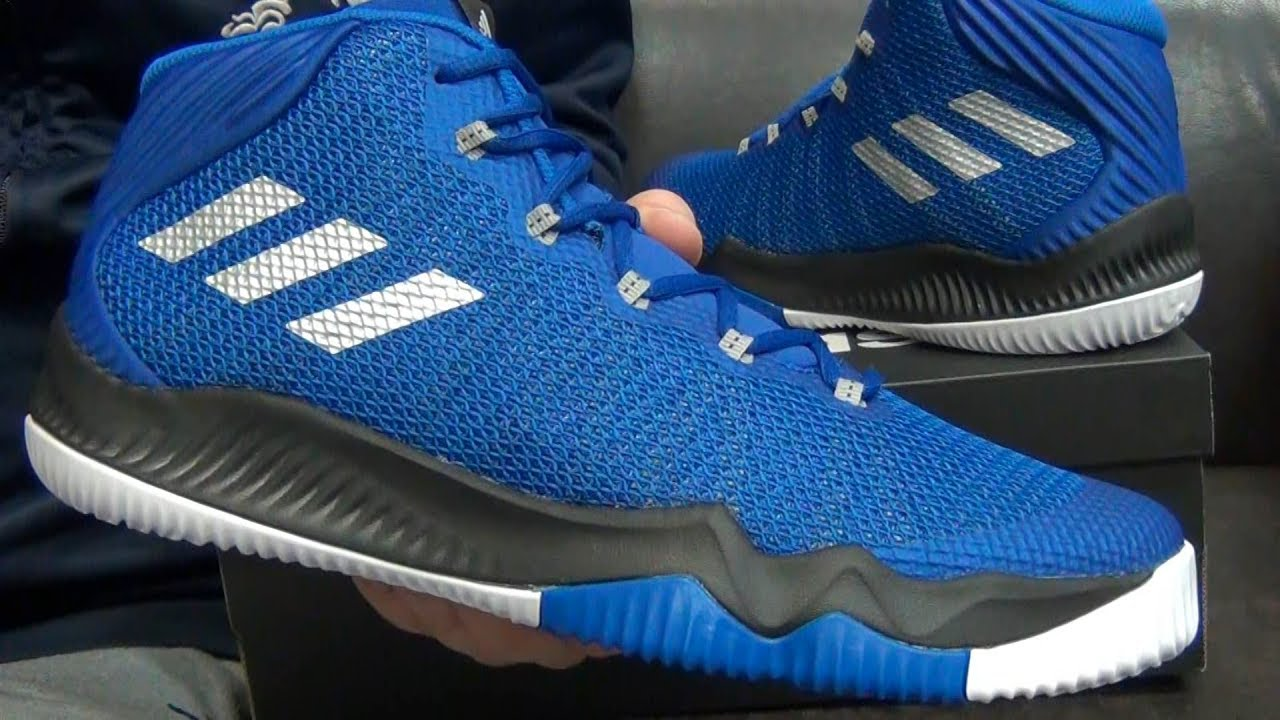 4f69524191cb97 adidas Crazy Hustle - Presentation  320 - SoleFinder.ru - YouTube