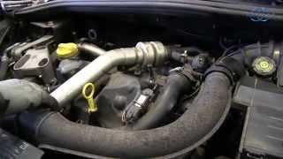 Renault Clio 3 DCI - Changement des bougies de préchauffage