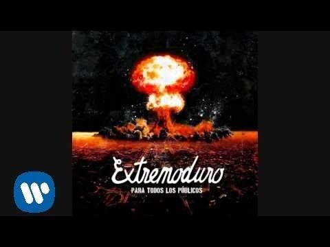 Extremoduro - Mi voluntad (Audio oficial)
