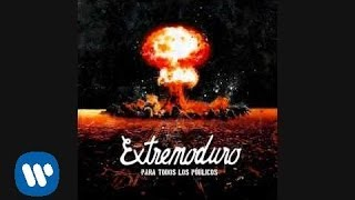 Extremoduro - Mi voluntad (Audio oficial)