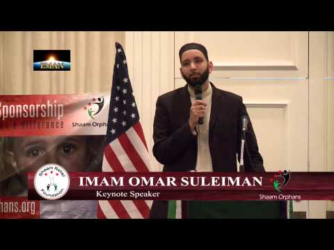 Imam Omar Suleiman - Shaam Relief's Work is Important