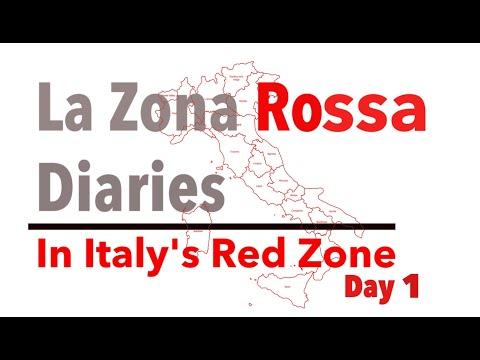 La Zona Rossa Diaries: In Italy's Red Zone Day 1