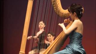 Falla: Spanish Dance - Mai Fukui, Harp & Jinushi Kaoru Ballet Company 地主薫バレエ団 & 福井麻衣・ハープ