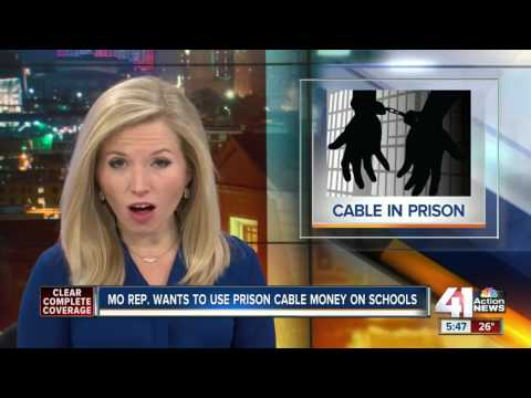 Lawmakers say Missouri inmates should keep cable TV channels
