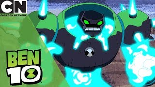 Ben 10 | It's Time For Shockrock | Cartoon Network UK