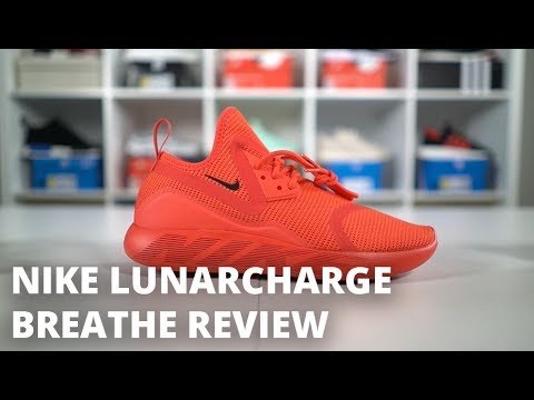Nike LunarCharge Breathe Review - YouTube