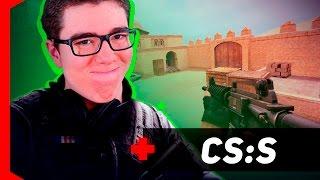 JOGANDO AQUELE CLÁSSICO! - Counter-Strike: Source
