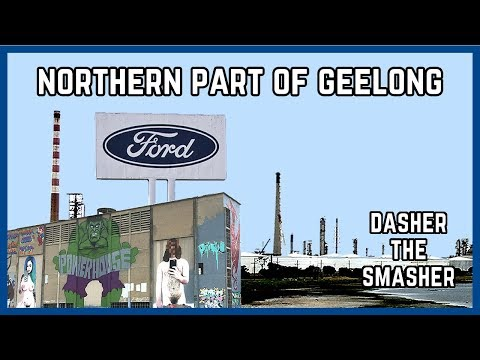 NORTHERN PART OF GEELONG