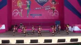 Video Montserrat Baila con Nosotras 2014 download MP3, 3GP, MP4, WEBM, AVI, FLV September 2017