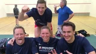 1. Squash Club Berlin - Herren 2 2014/2015
