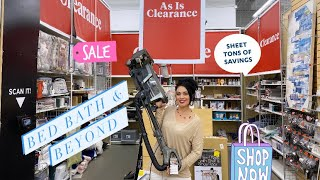 BED BATH & BEYOND | SHOPPING HAUL | CLEARANCE & CHRISTMAS SHOPPING Dec. 2020 |