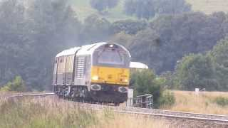 VSOE ,67006 `Royal Sovereign` 1z25 @ Newton st Loe, Bath 24-08-13
