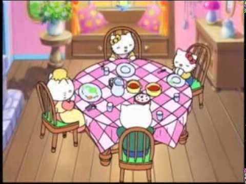 Hello Kitty  Malos Modales  YouTube