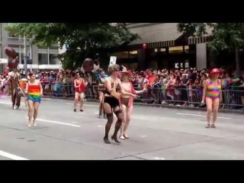 Gay pride volg: seattle 2015
