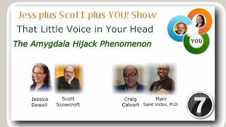 7 The Amygdala Hijack Phenomenon [JSY Show - That Little Voice in Your Head]