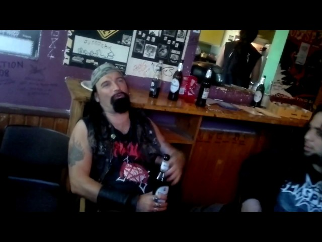 Blasphemy(Vzla) - Guerra Asimetrica Eurotour 2013 (Full Video)