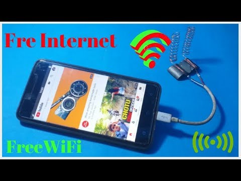 how to get free internet on android phone no sim data internet no vpn 100%  real internet