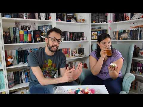 Les Rainbow Cupcakes avec Loïc 2/2