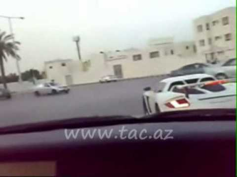 Carrera Gt and M5 Drift in Dubai - www.tac.az