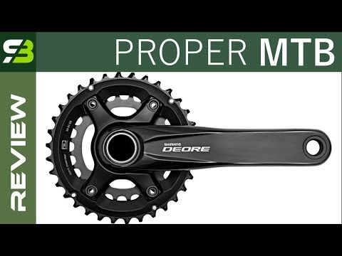 Shimano Alivio M4000 Groupset Review  Is It Already MTB, Or