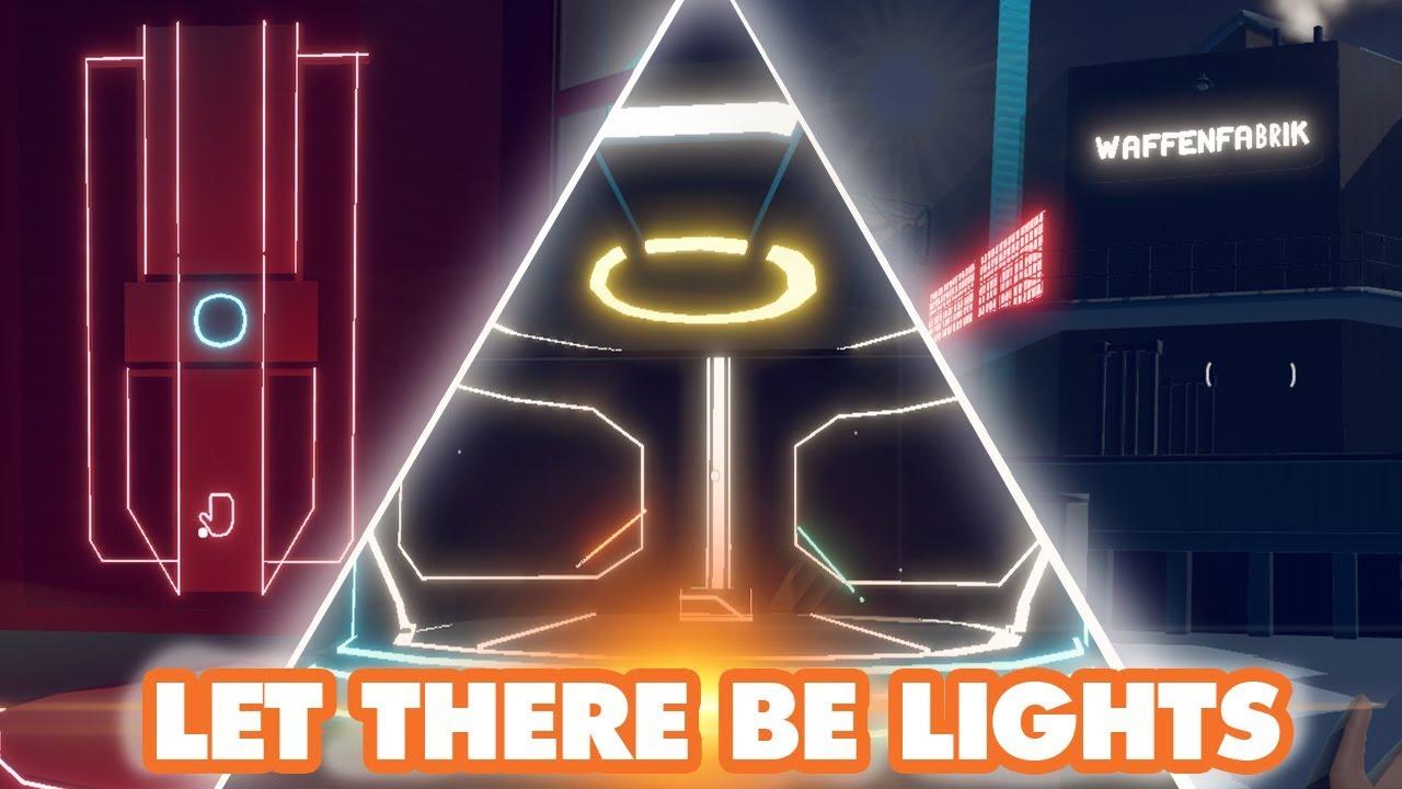Recroom Lettherebelights Update