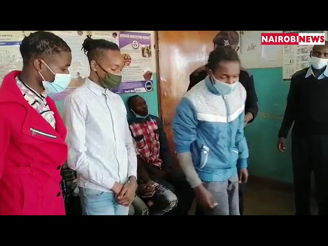 College students arrested for contravening Covid 19 protocols plead guilty