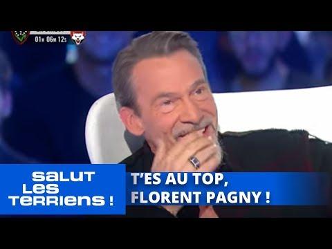 T'es au top ! Florent Pagny - Salut les Terriens