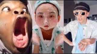 Cười không nhặt được răng khi xem những pha hài nước ngoài này ✅ Best Funny Tik Tok US UK #4