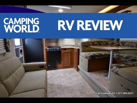 2017 Lance 2285 | Luxury Travel Trailer | Palm Springs - RV Review