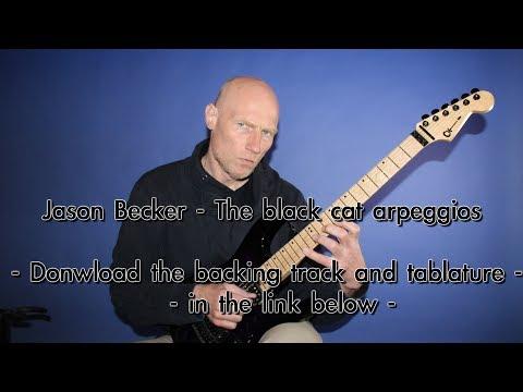 jason becker sweep picking the black cat quantum leap shred guitar lessons youtube. Black Bedroom Furniture Sets. Home Design Ideas