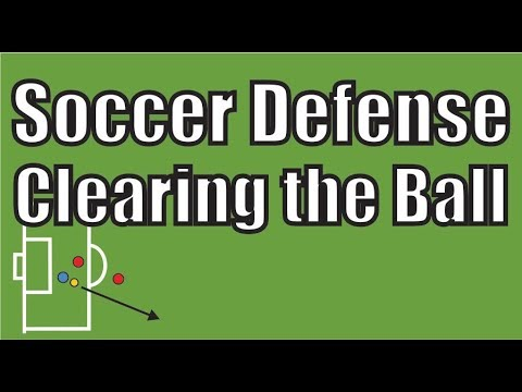 Youth Soccer Defense Pt 1 – Clearing the Ball