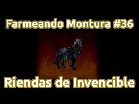 Farmeando Montura #36 Riendas de Invencible