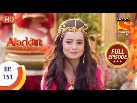 Aladdin - Ep 151 - Full Episode - 14th March, 2019